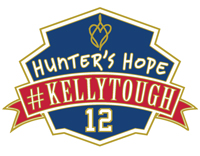 Support Hunter's Hope Be KellyTough!