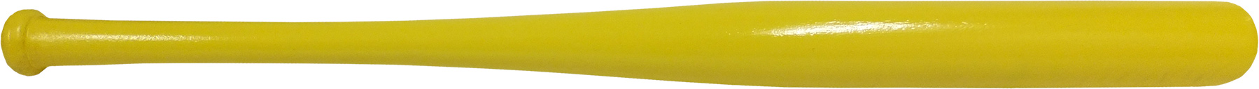 novelty yellow baseball bat souvenir baseball bat