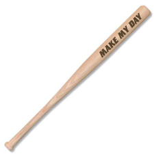 make my day min baseball bat