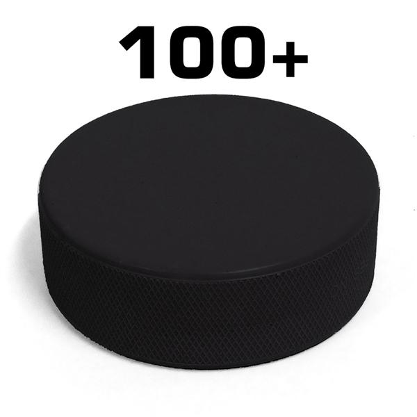 Official Regulation Ice Hockey Puck Bulk Puckworld
