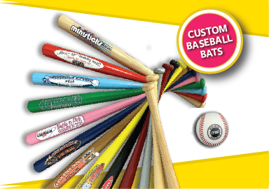 souvenir baseball bats personalized novelty bats