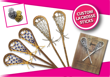 wood mini lacrosse sticks plastic lacrosse sticks