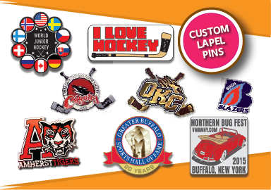 custom lapel pins and trading pins
