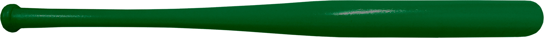 novelty green baseball bat souvenir baseball bat
