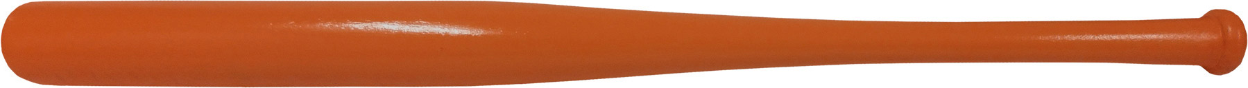 novelty orange baseball bat souvenir baseball bat