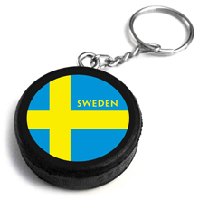 keychain puck key chain