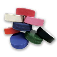 regulation puck colors colored regulation hockey pucks