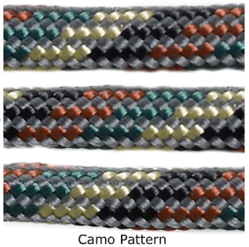 Camo Pattern Lacrosse String Lacrosse Stick Crosslace