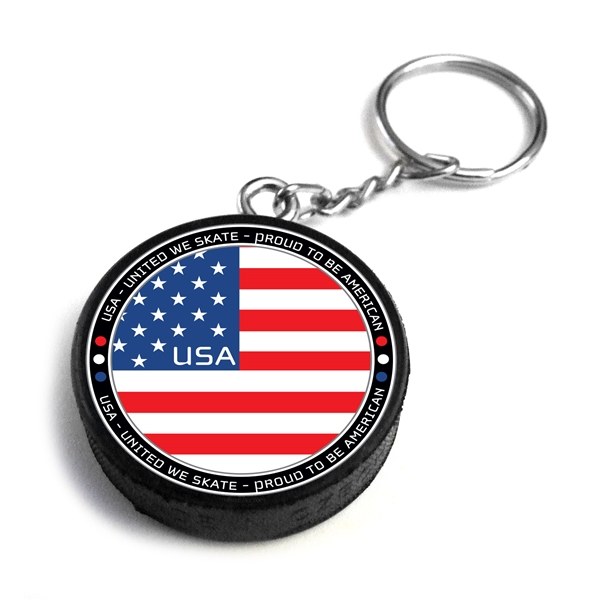 Hockey Puck Key Chain Buffalo Ny Bulk Hockey Pucks